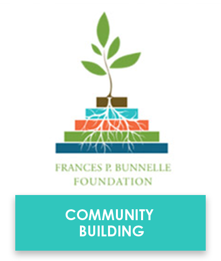 Frances P. Bunnelle Foundation Community Logo